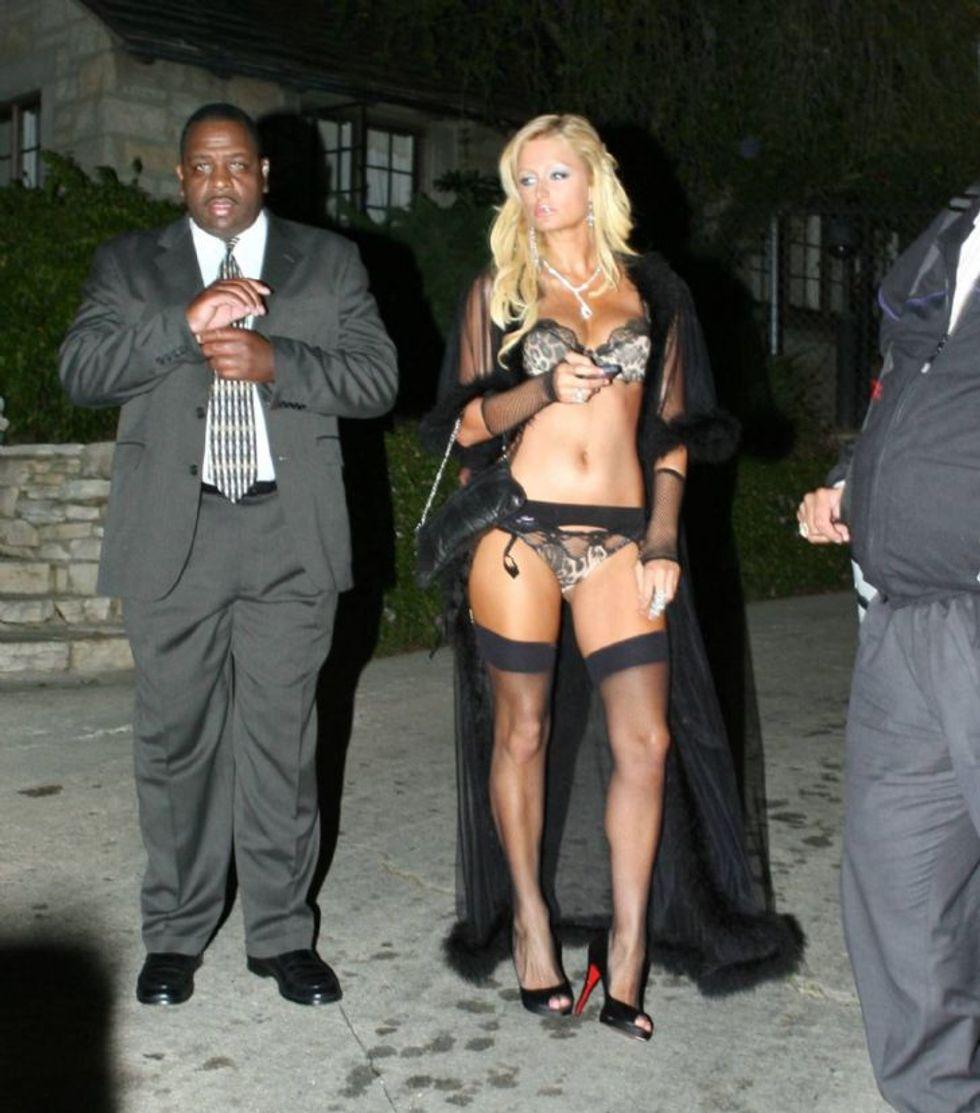 Paris Hilton Gets My Attention, Again