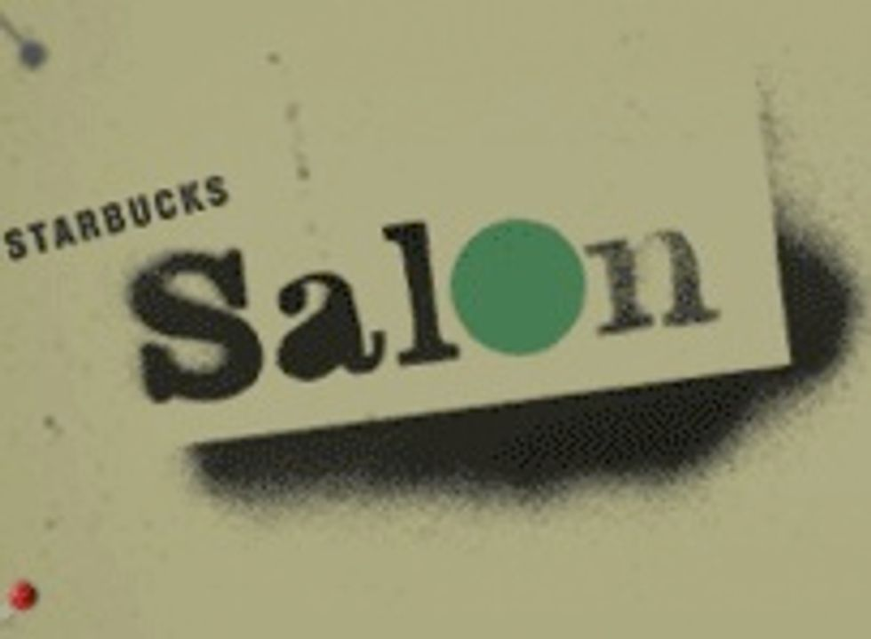 Starbucks Salon