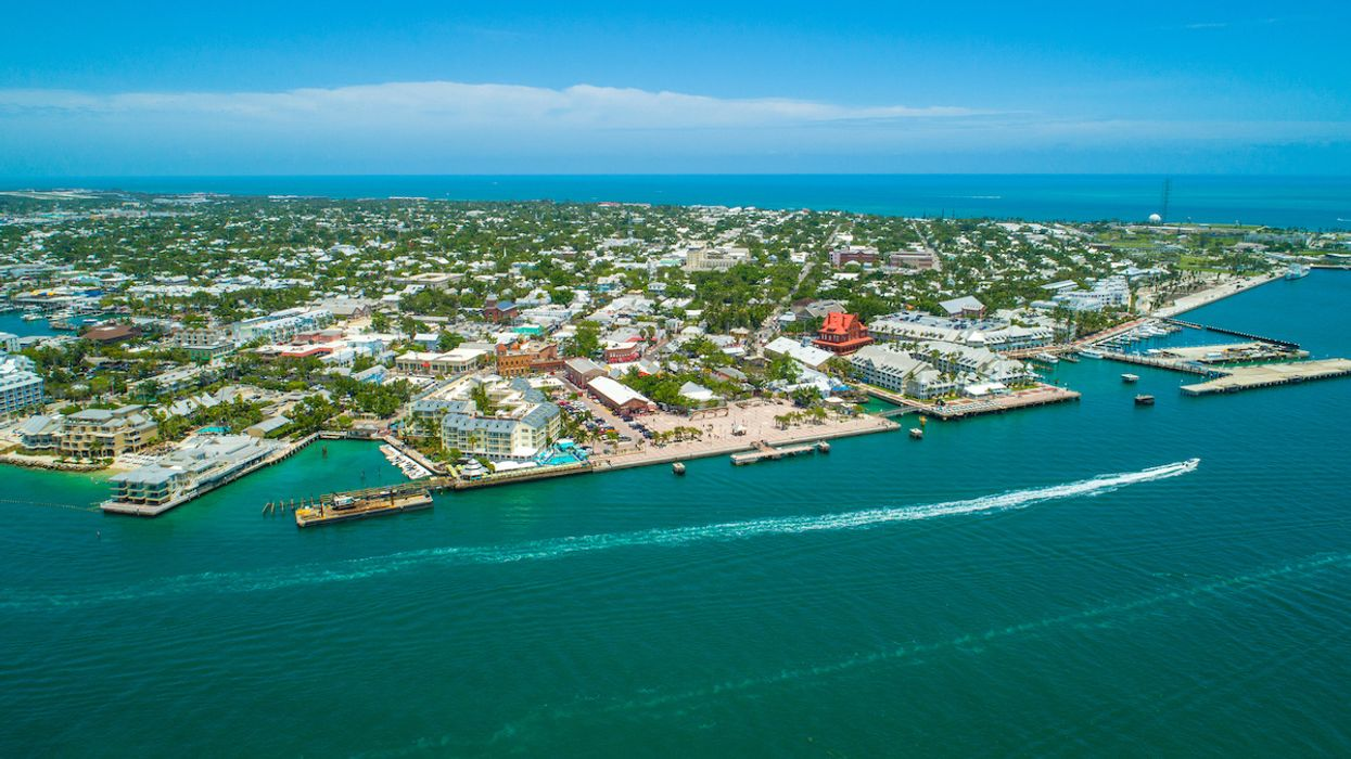 Key West Bans Large Ships To Protect Environment
