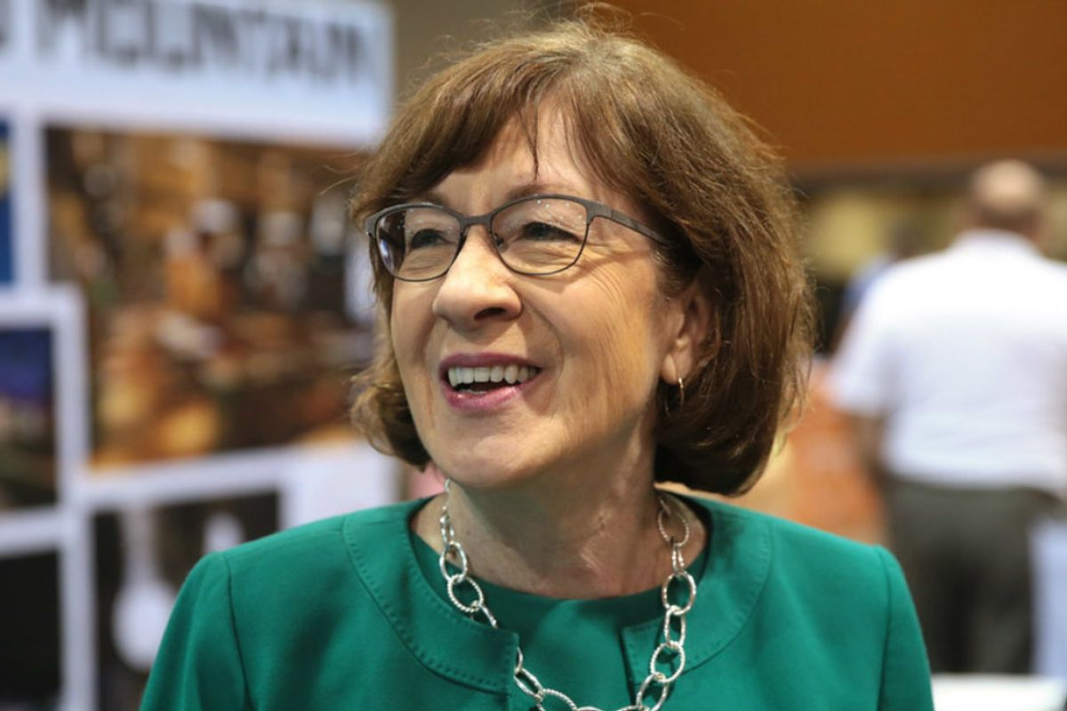 A hopeful, open letter to Susan Collins from someone who worked hard to defeat you