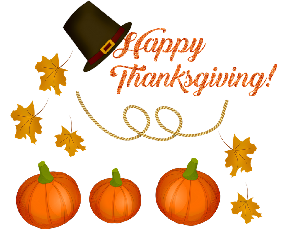 Have A Safe And Healthy Thanksgiving