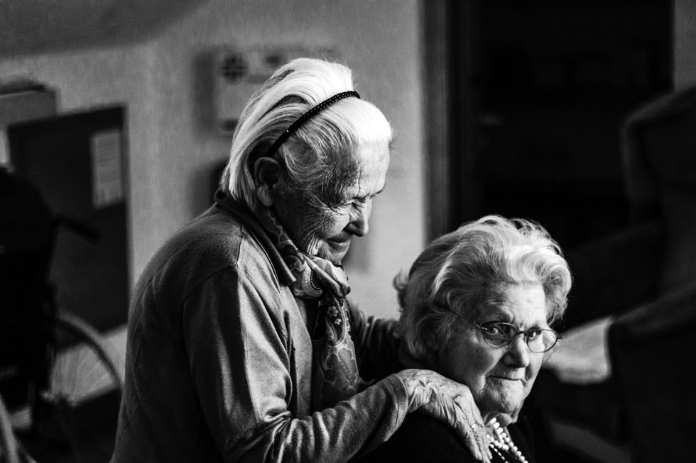 Nursing Homes Are Turning Into Death Camps