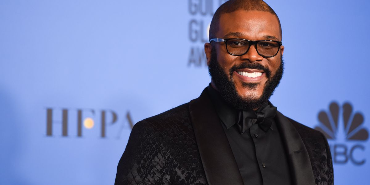 Thousands of People Drove to Tyler Perry Studios