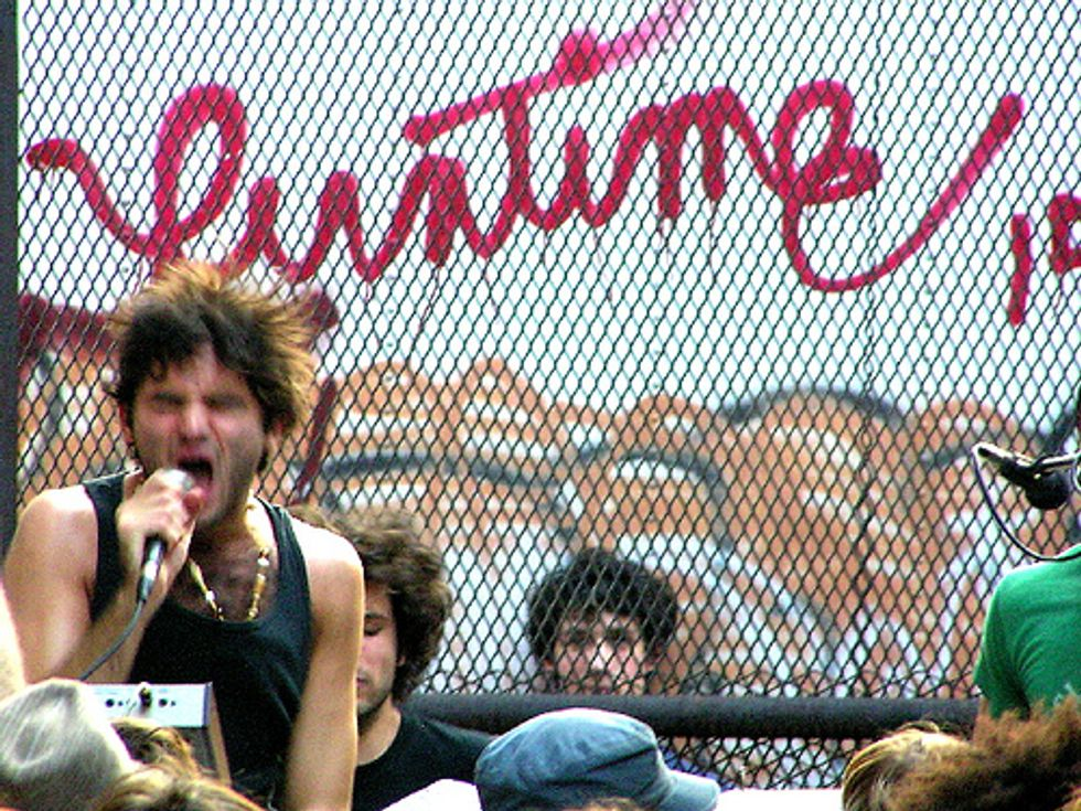 Todd P's Big Out Of Doors Show 2006