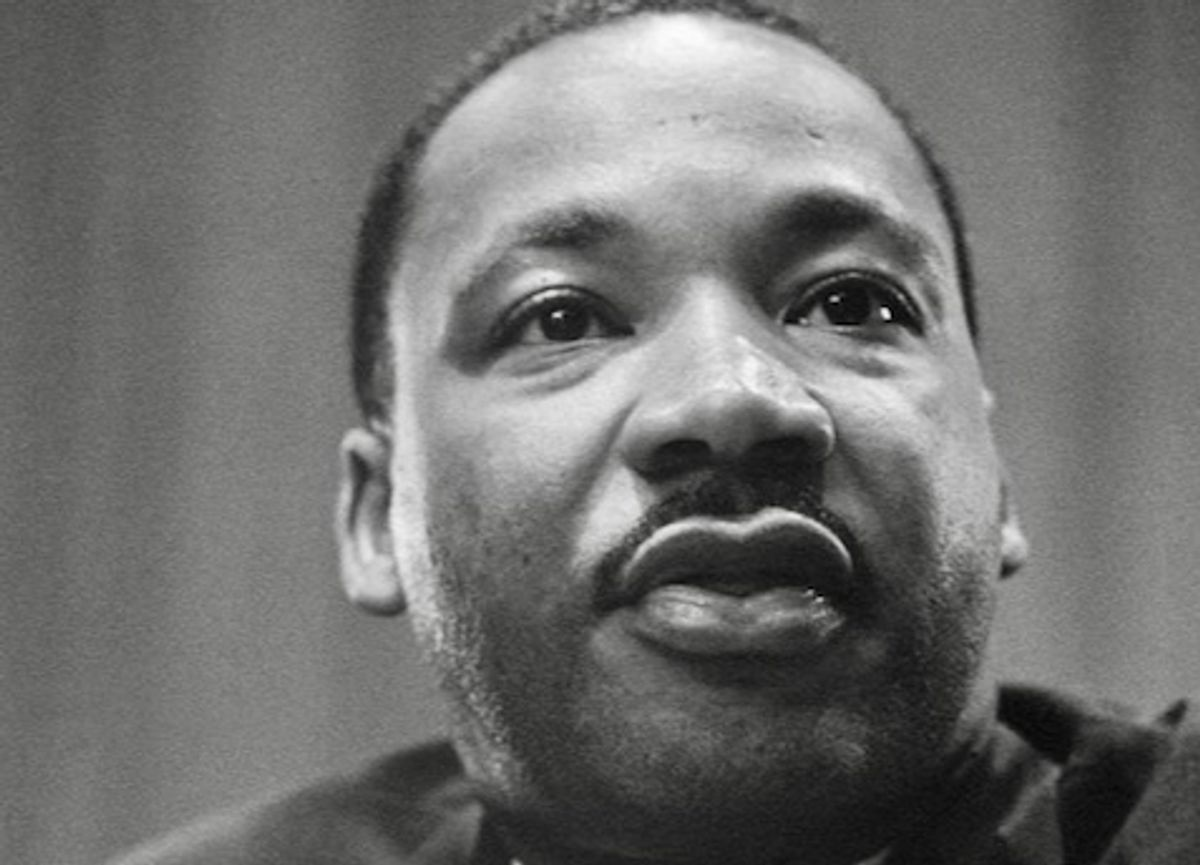 Would MLK have wanted 'healing' after this outrage? Not without justice