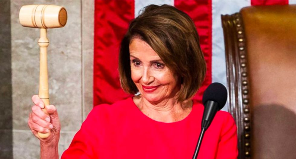 Pelosi may cut short congressional vacation to respond to Trump's sabotage of the U.S. Postal Service: report