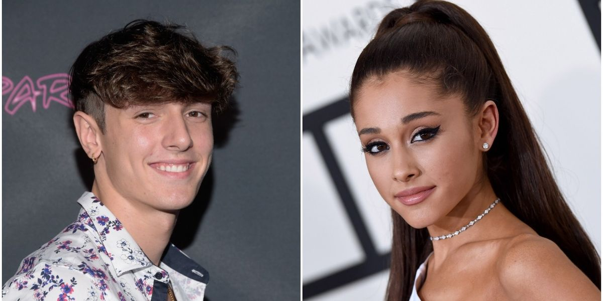 Bryce Hall Says Ariana Grande's TikToker Partying Criticism Was a 'Marketing Move'