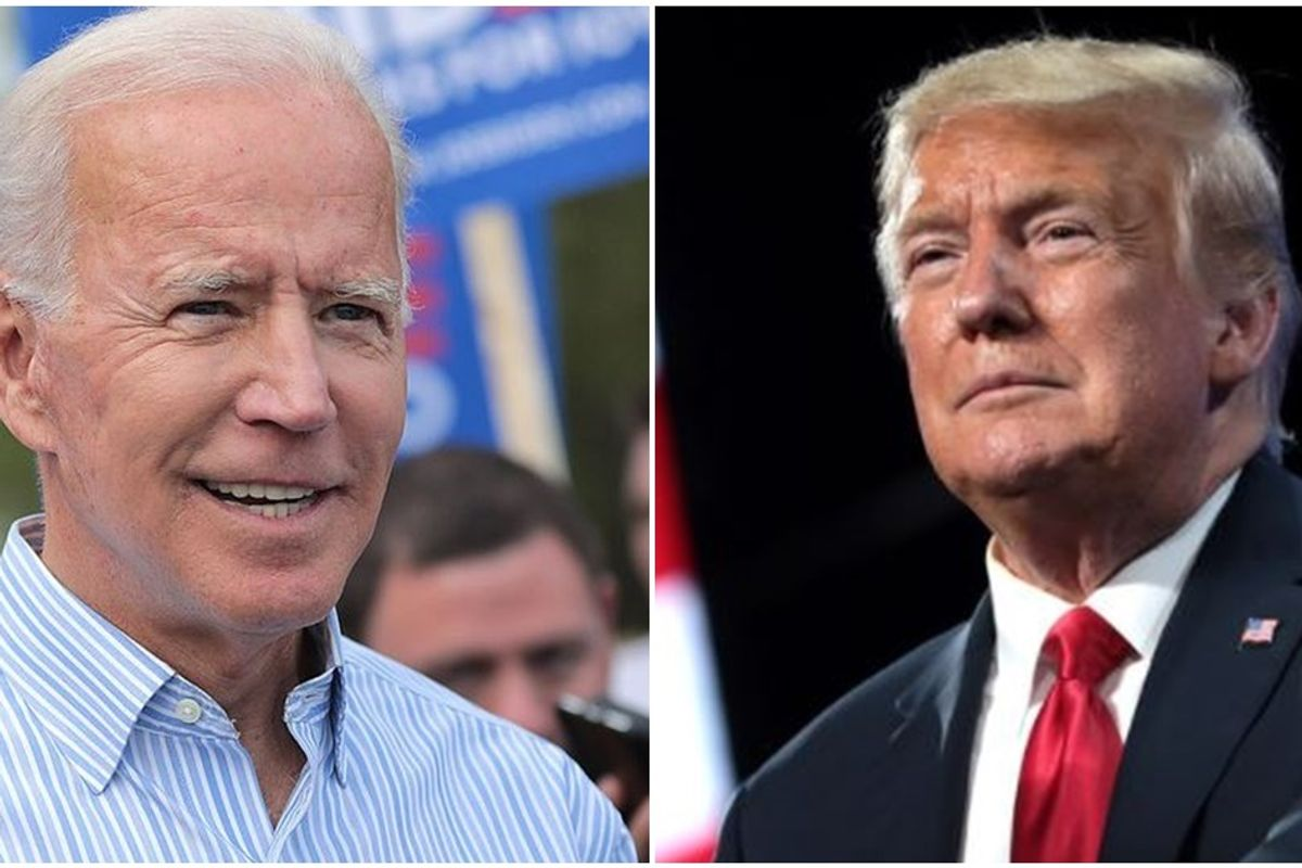 Biden campaign says it will be 'perfectly capable' of escorting Trump from White House