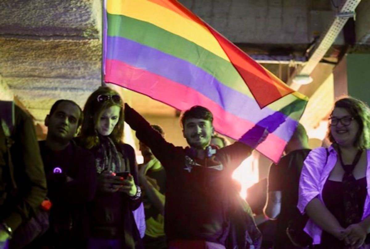 Rights court convicts Romania for gender identity stance