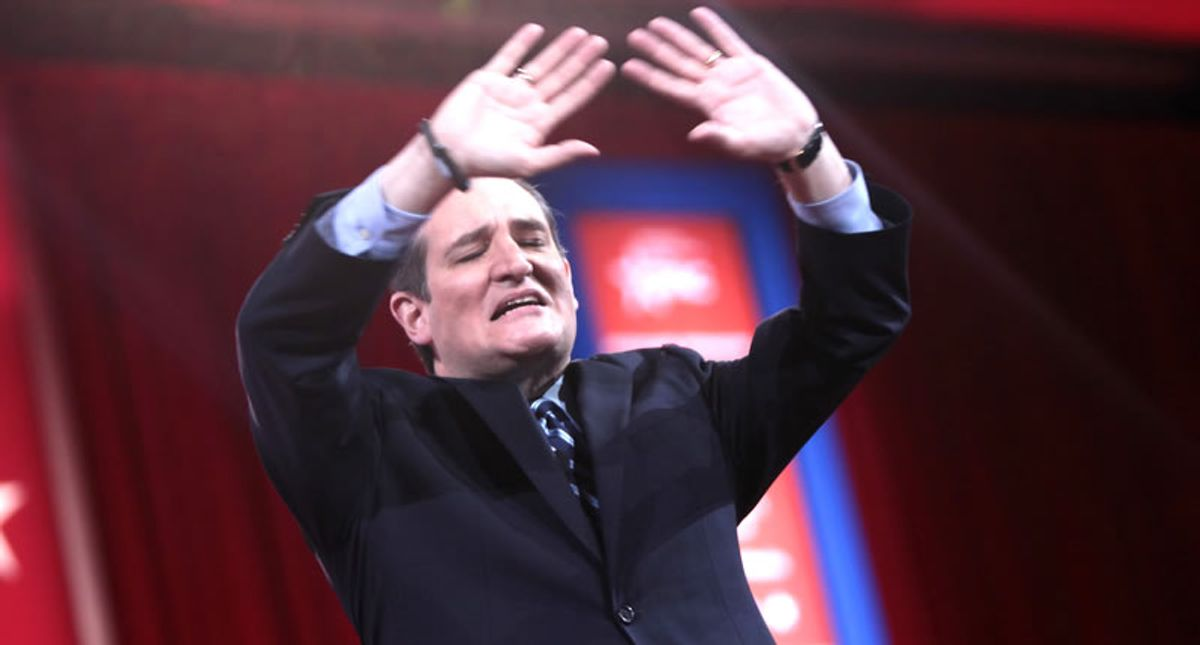 The trials of Ted Cruz -- and why he thought he'd get away with it