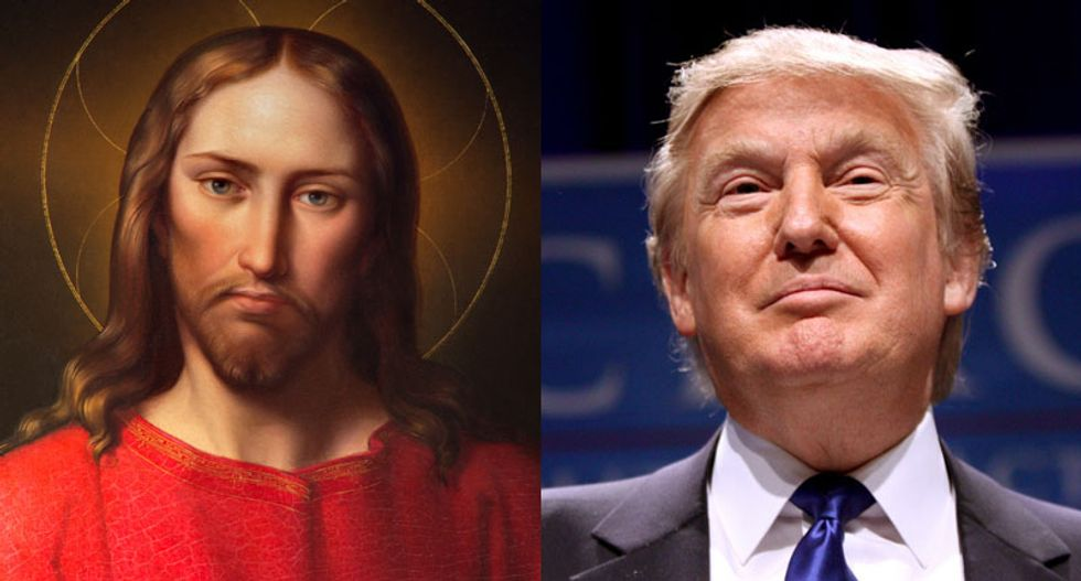 Fulfillment of prophecy? Yes, some evangelicals really do believe Trump is the 'chosen one'