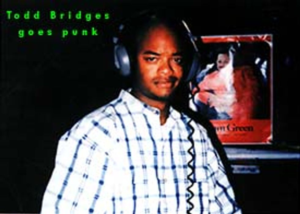 Todd Bridges goes Punk: Which? Records