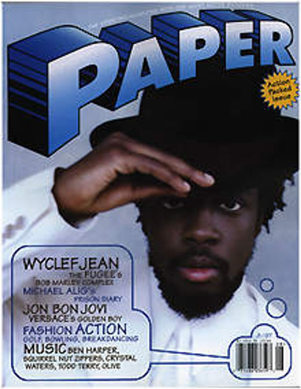 Groove Ambassador: Wyclef Jean
