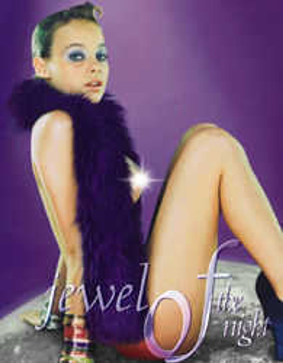 Jewel of the Night: Bijou Phillips