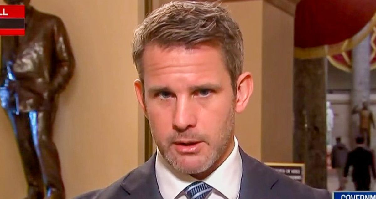 GOP's Adam Kinzinger: We need to 'expose' people like 'unhinged' Majorie Taylor who've 'lost a sense of reality'