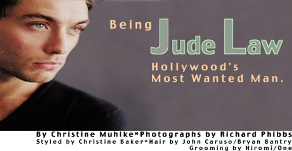 Being Jude Law
