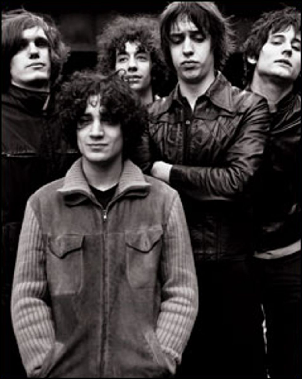 Beautiful People 2001: The Strokes