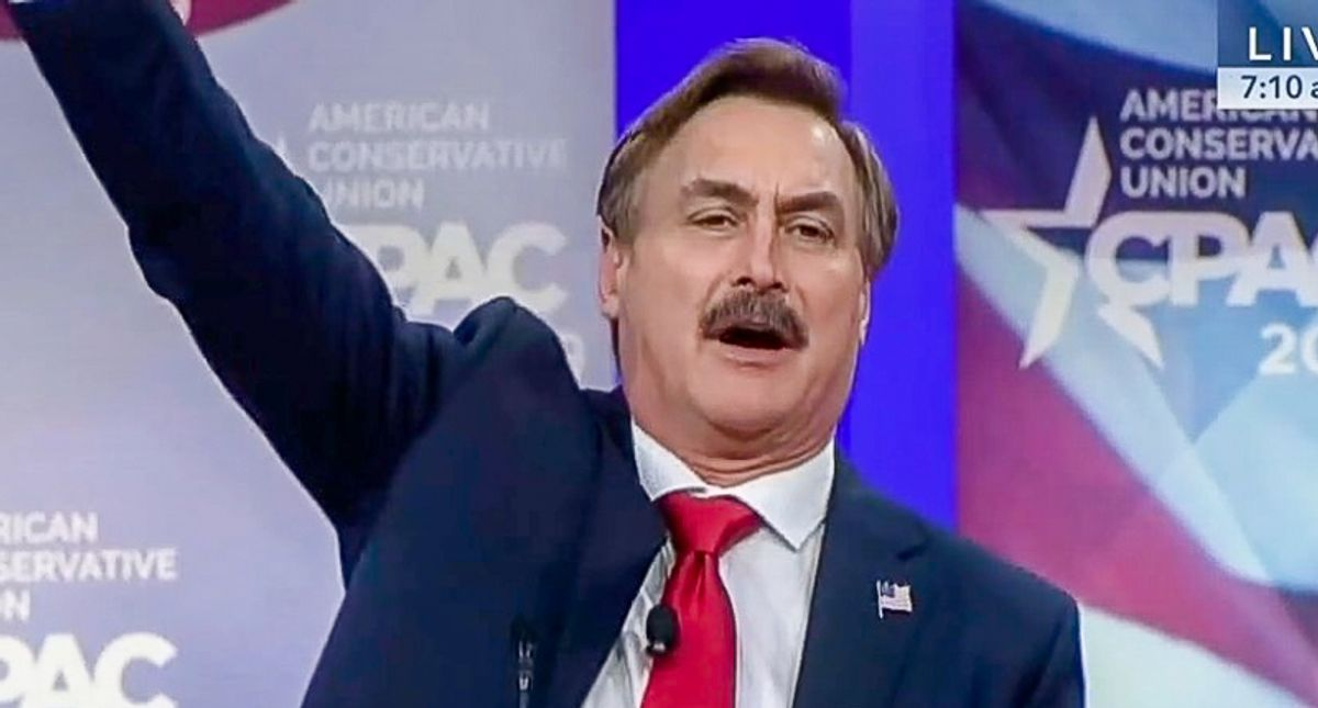 Dominion Voting Systems prepares to sue MyPillow's Mike Lindell for conspiracy theories