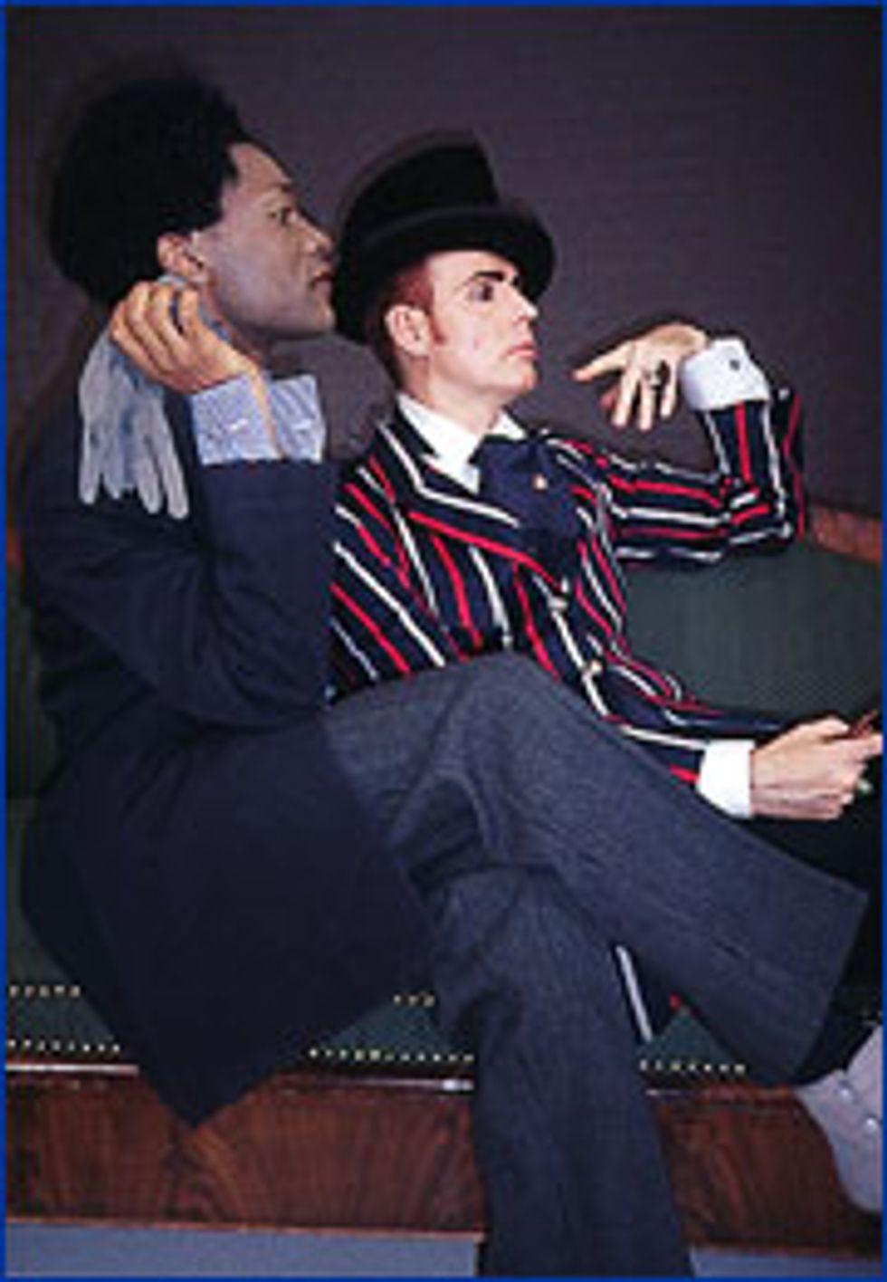 High Brow: October 2002