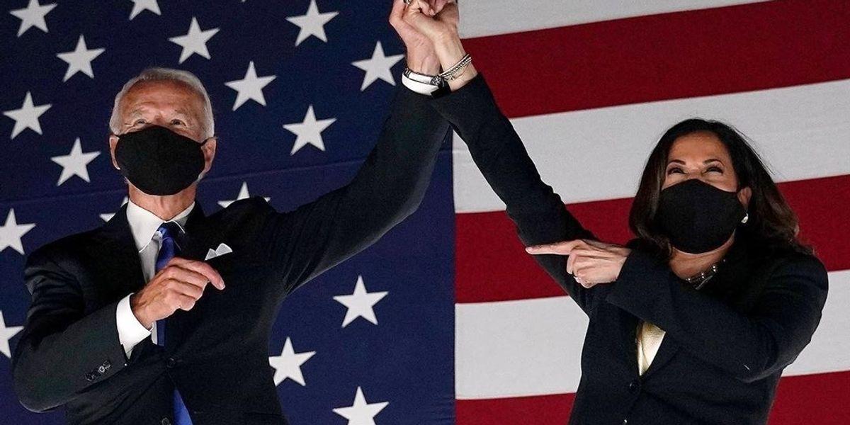 Joe Biden Beats Donald Trump