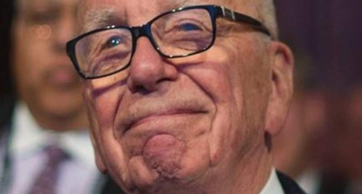 Murdoch empire calls on Trump to resign -- as his publications seek to protect their reputations