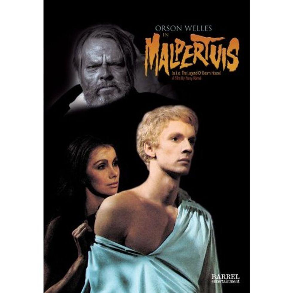 Malpertuis: A Weird-Ass DVD