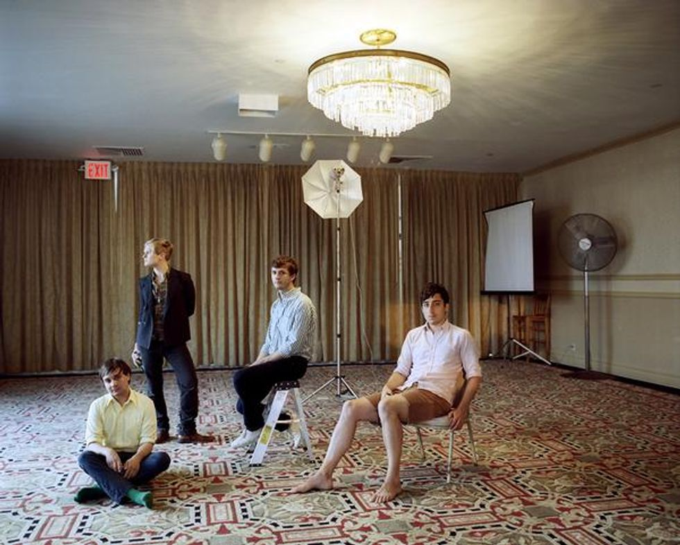 An Open Letter From Grizzly Bear