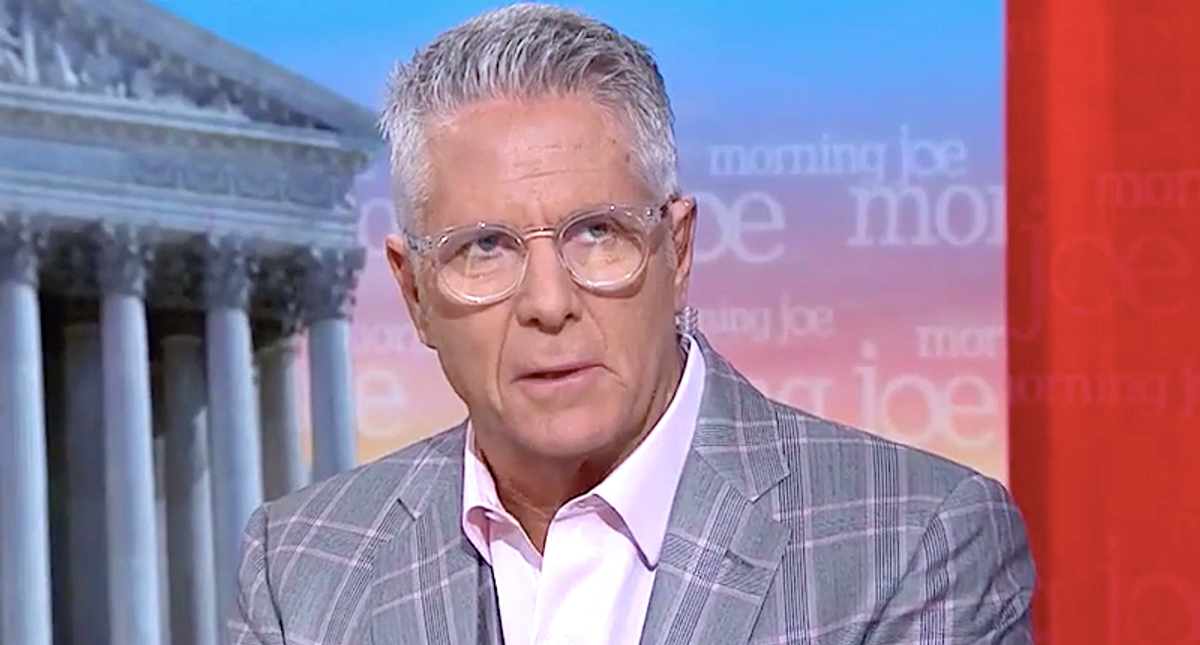 'You're done, you lost, good-bye': MSNBC's Donny Deutsch buries soon-to-be 'irrelevant' Trump