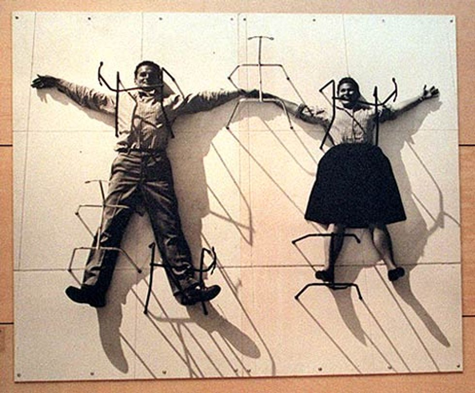 Happy 100th Birthday to Charles Eames!