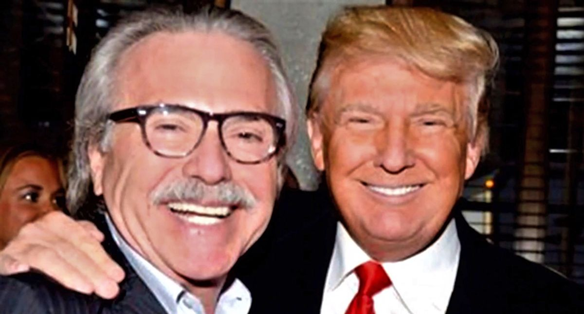 'Why is Pecker still protecting Trump?' National Enquirer publisher still calling shots from retirement