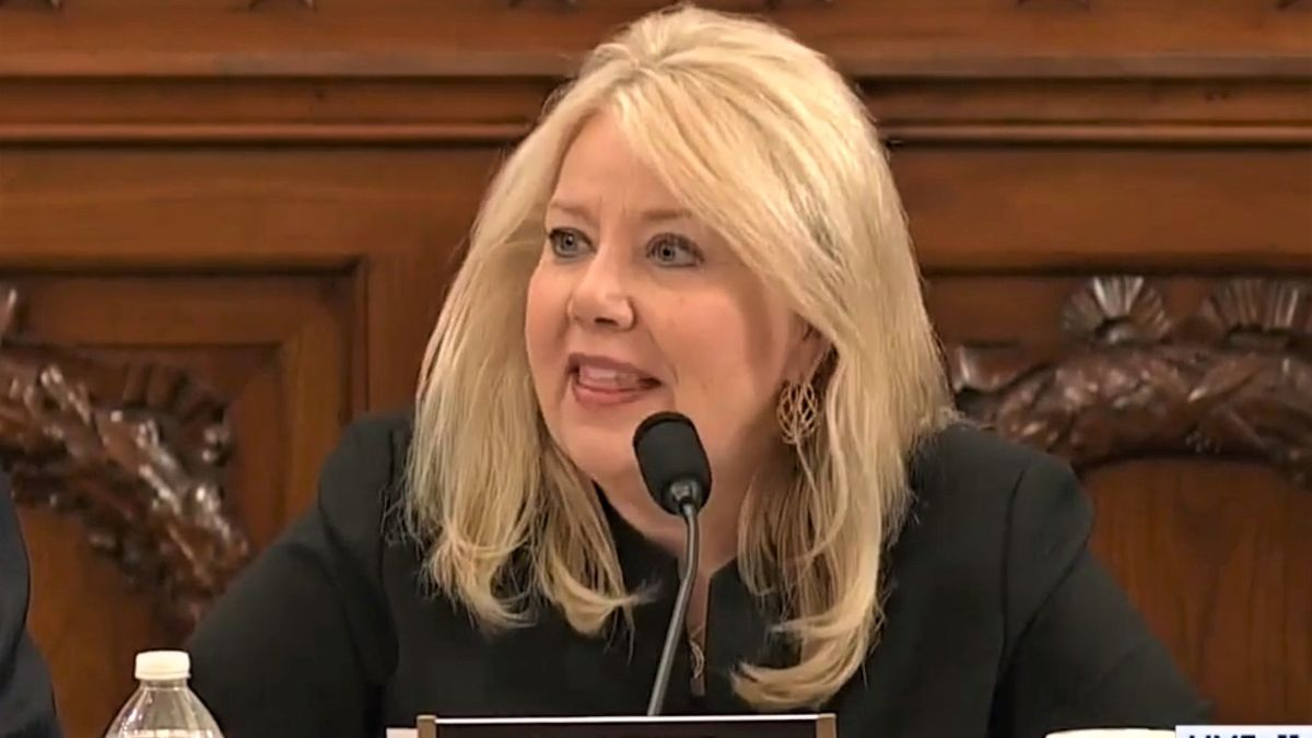 GOP's Debbie Lesko warns Democrats that they may 'incite more violence' by impeaching Trump