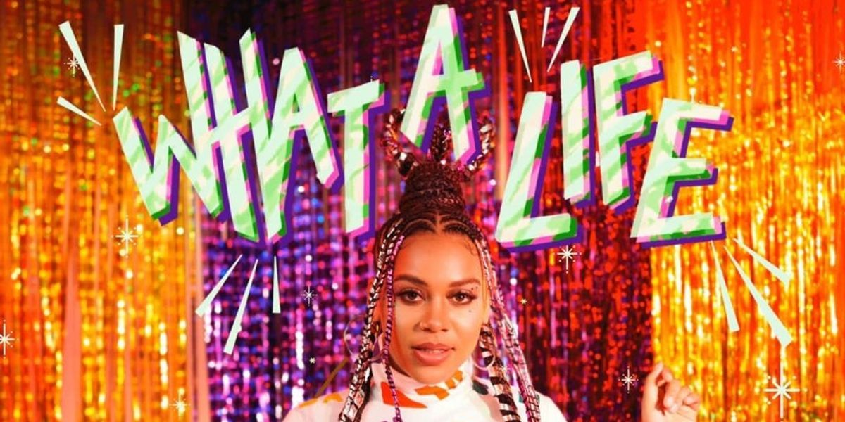 <div>Sho Madjozi Drops New Upbeat Mixtape 'What A Life'</div>