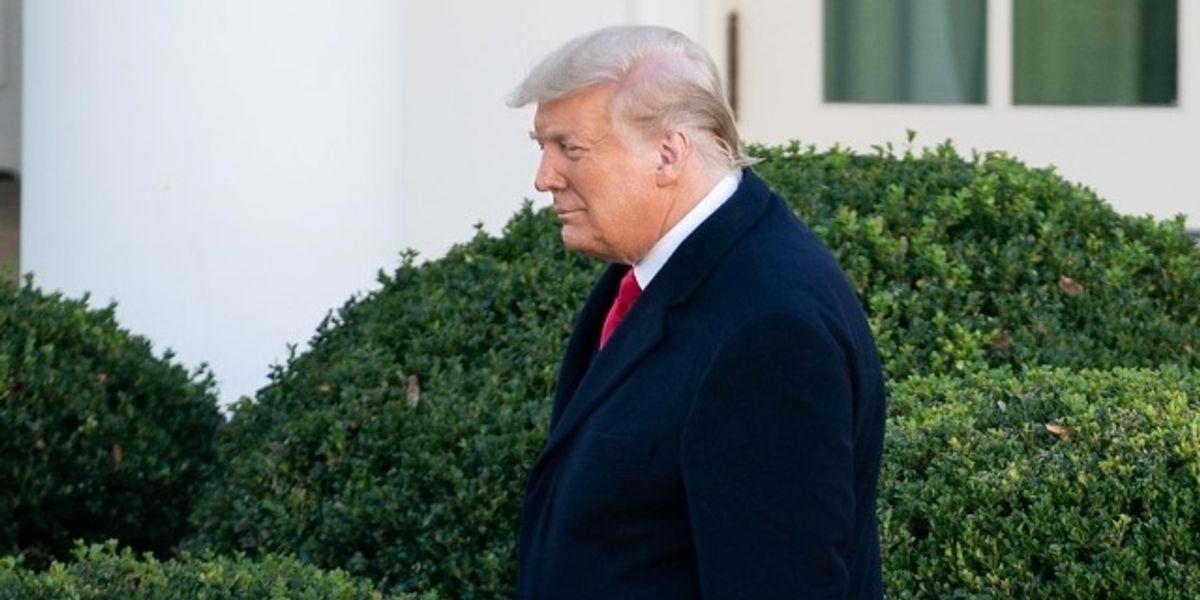 How Will Trump Finally Escape His Embarrassing Defeat?