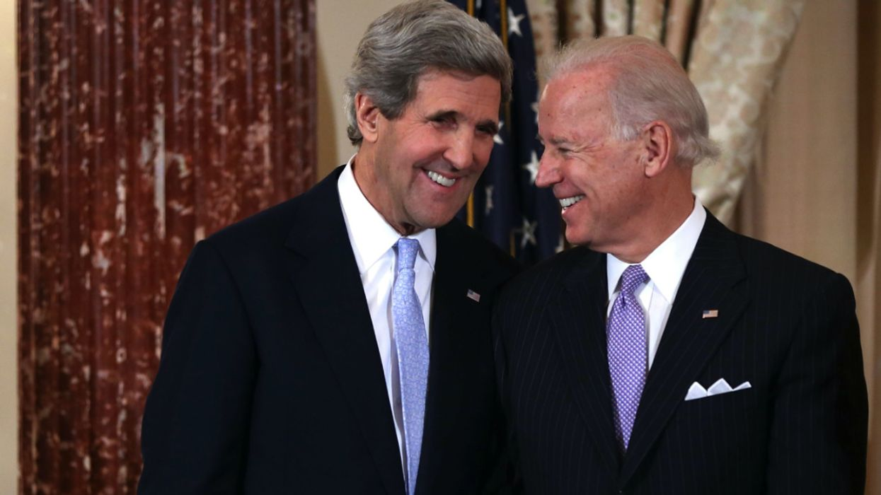 How Biden and Kerry Can Rebuild America's Global Climate Leadership
