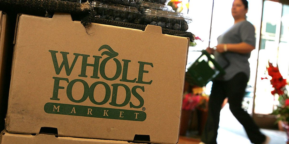 Whole Foods CEO blasts socialism, explains how universities corrupt young people: 'Trickle-up poverty'