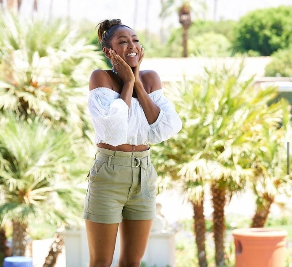 'The Bachelorette' Week 6 & 7 Recap: Tayshia The Mustache Bandit