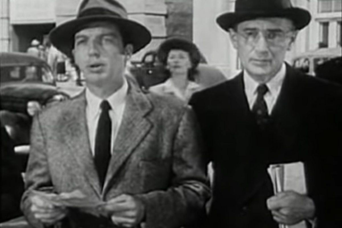 1947 Defense Department video warned against Trumpism: 'Don't Be a Sucker.'