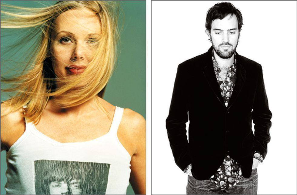 Devastating News About Artist Couple Theresa Duncan & Jeremy Blake