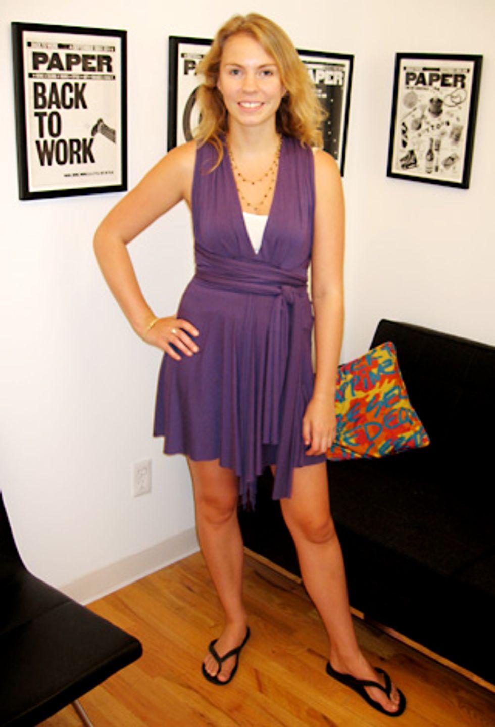Intern-al Affairs: Meet Intern Isabelle Forbes