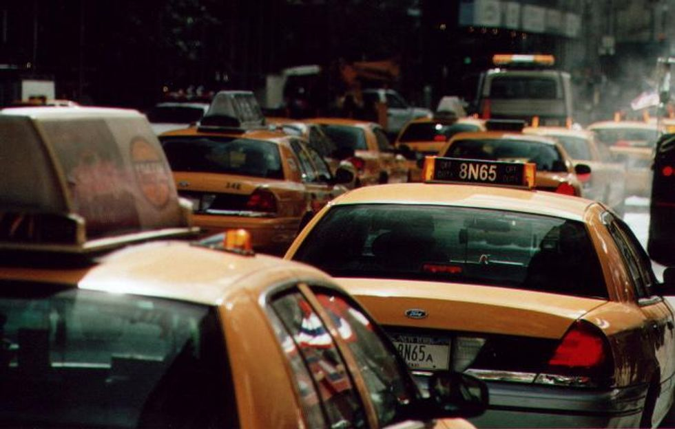 Taxis! Urgh! WTF!