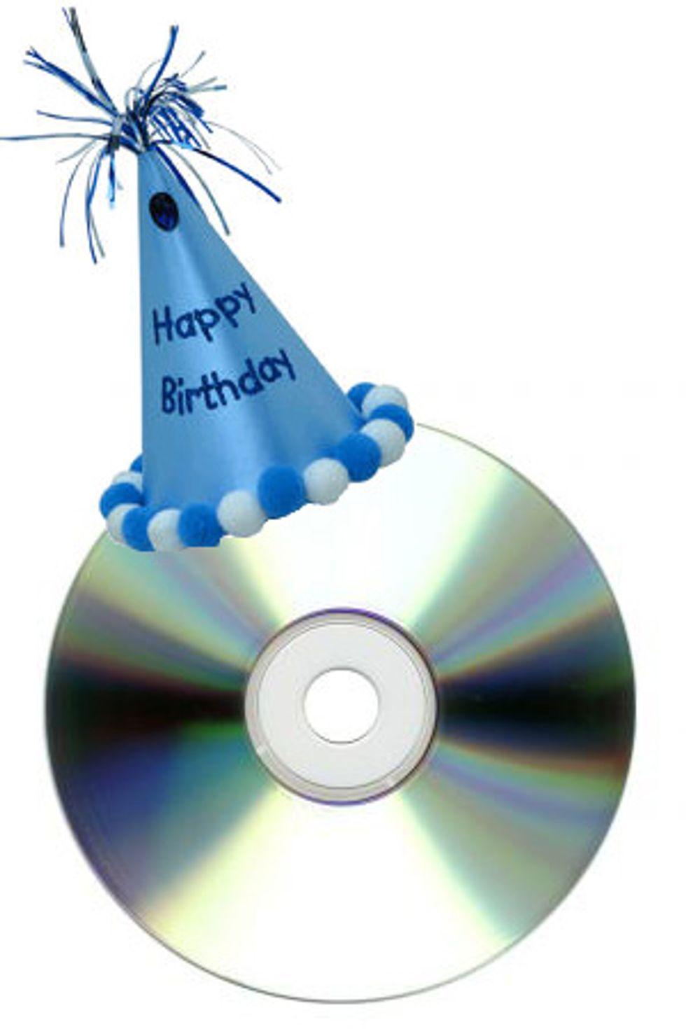 Happy Birthday CD!