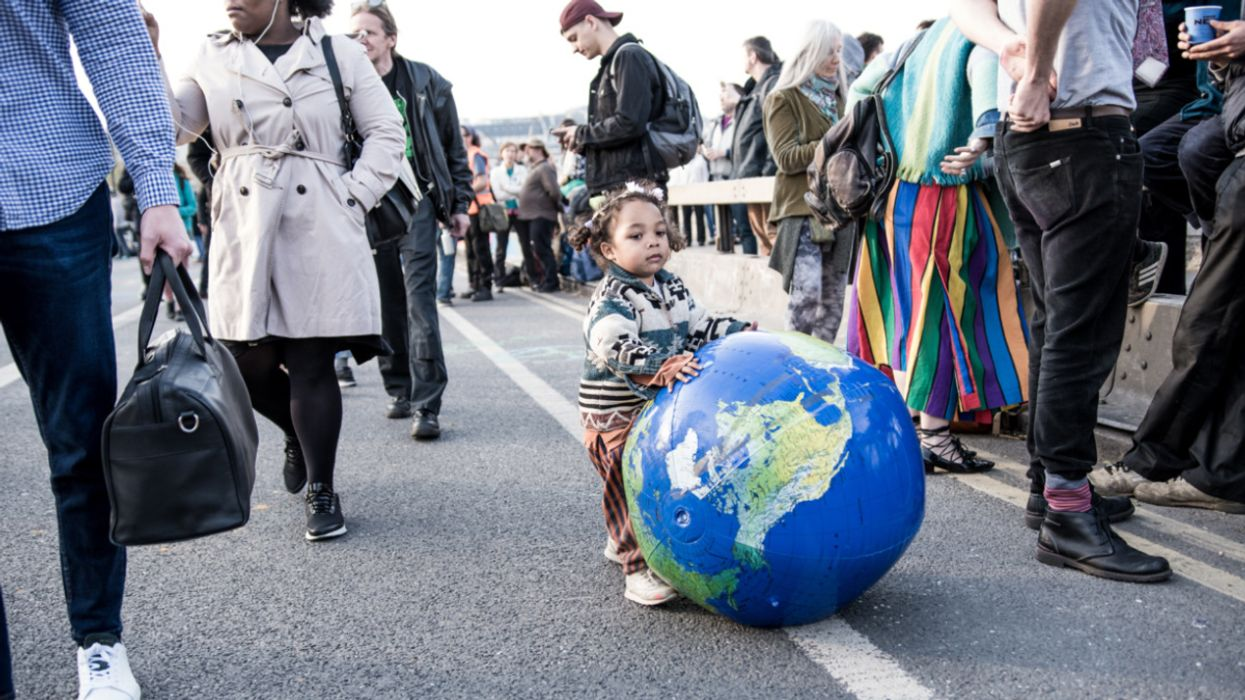 Study Finds Climate Crisis Is Deterring Some Adults From Having Kids