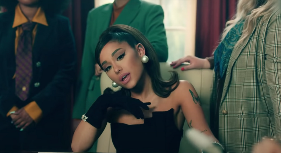 Every Track On Ariana Grande's 'Positions' Album Ranked