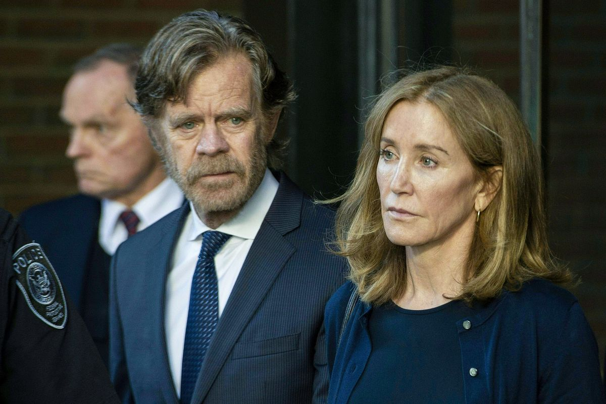 The College Admissions Scandal Helped Felicity Huffman's Career