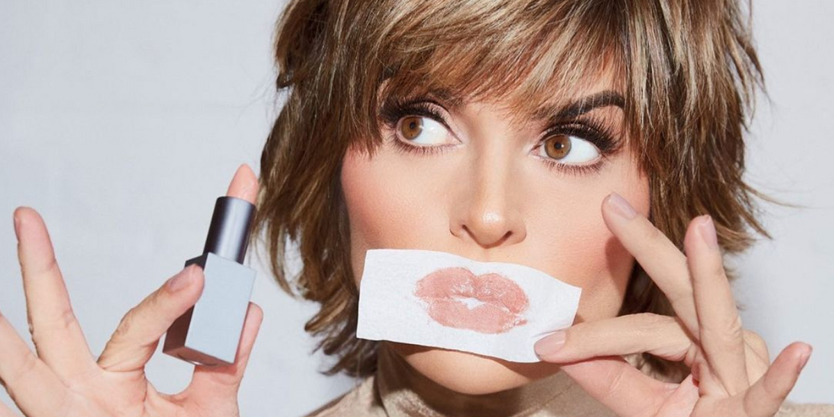 You Can Now Get Lisa Rinna's Iconic Lips