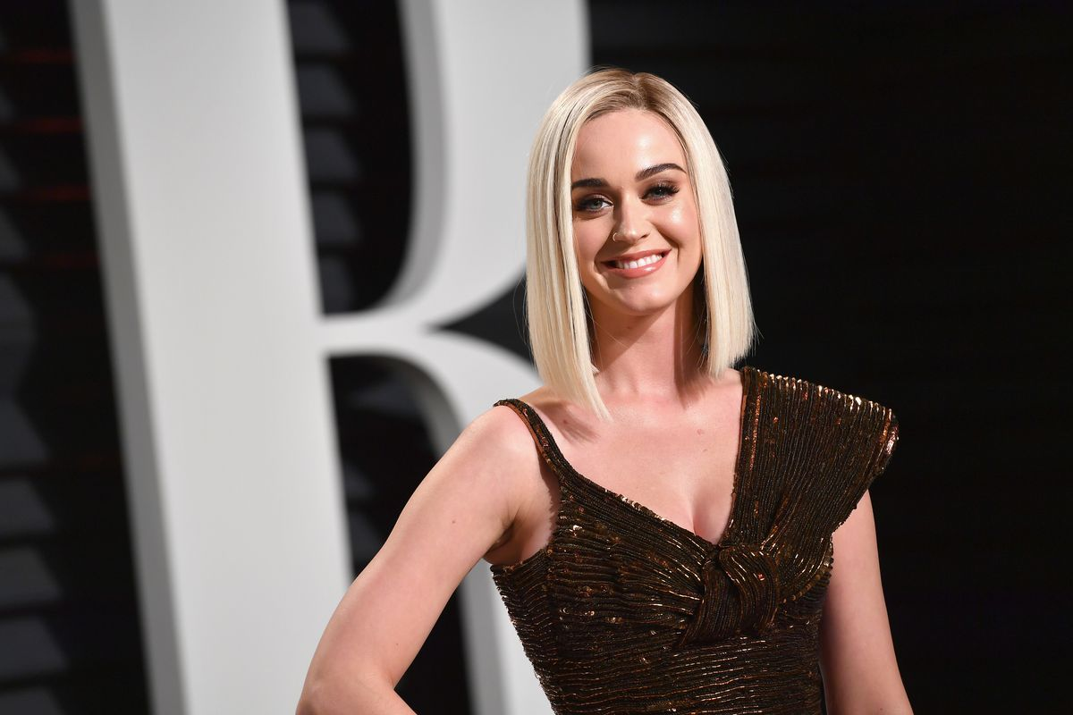 Katy Perry Criticized For Promoting Her Dad's 'Nonpartisan' Clothing Line