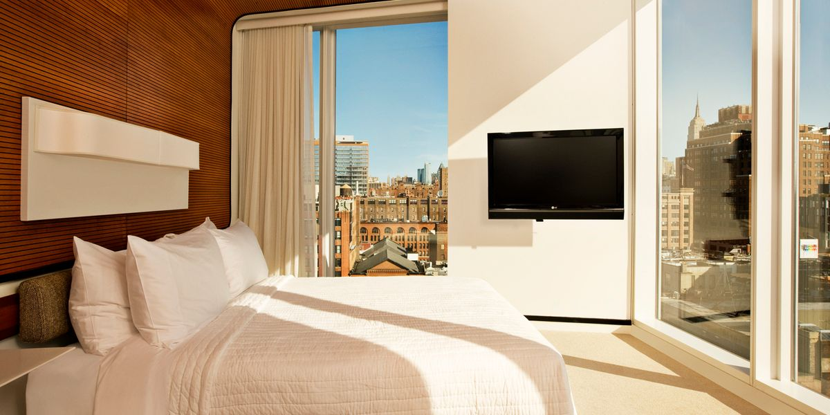 Take a Staycation at The Standard