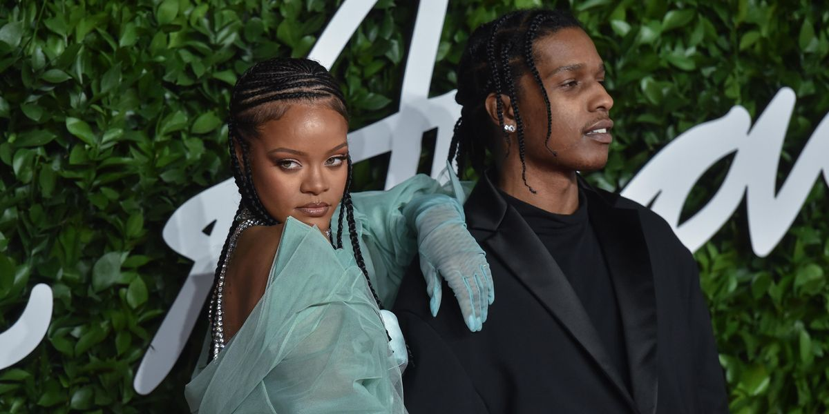 Everyone's Convinced Rihanna and A$AP Rocky Are Dating