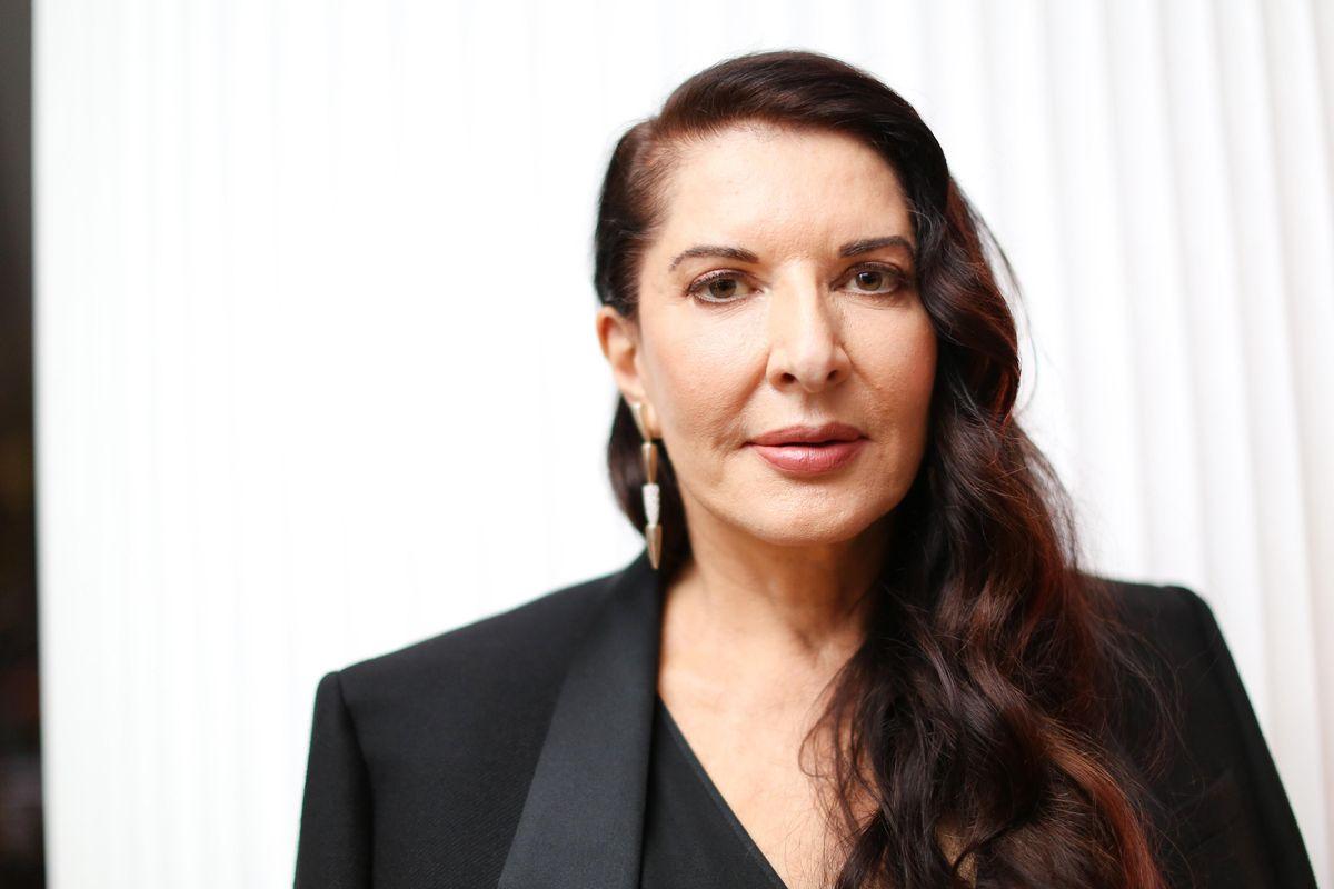 Marina Abramović Says Tell Your Problems to a Tree