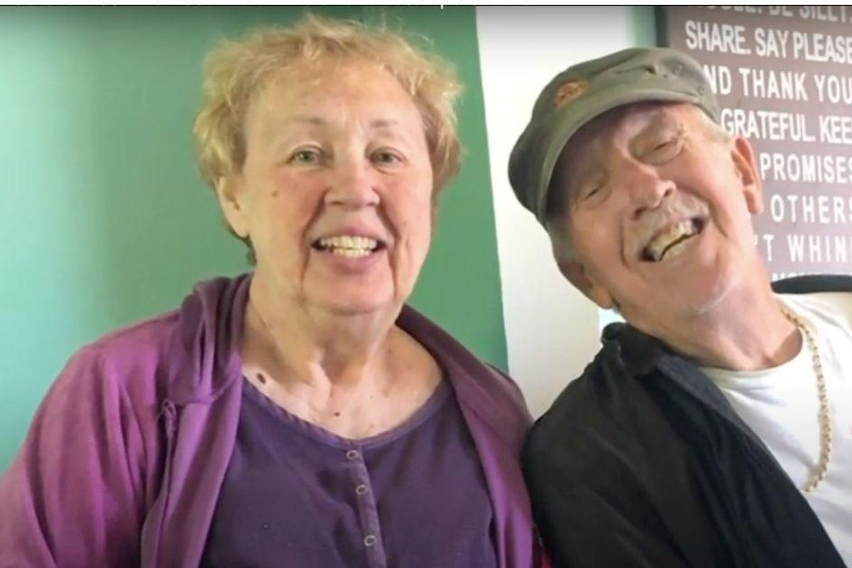 After being married for 47 years, this couple died of COVID-19 within the same minute